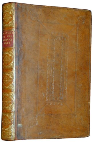 WIlliam Cheselden: first edition of The Anatomy of the Humane Body