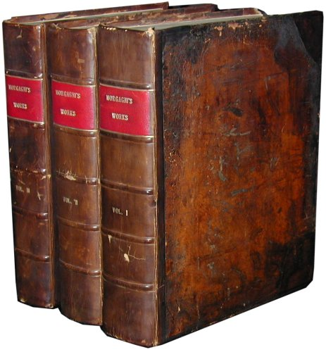First edition in English of Morgagni's Seats and Causes of Diseases (De Sedibus)